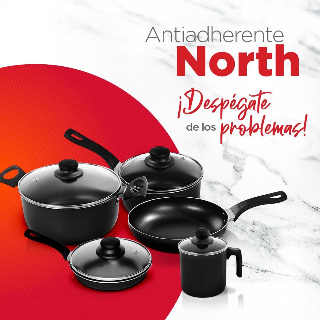 Grupo North - ANTIADHERENTE